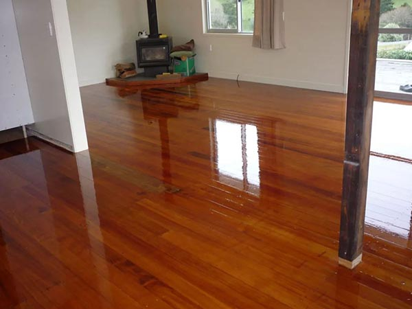 floor finishing